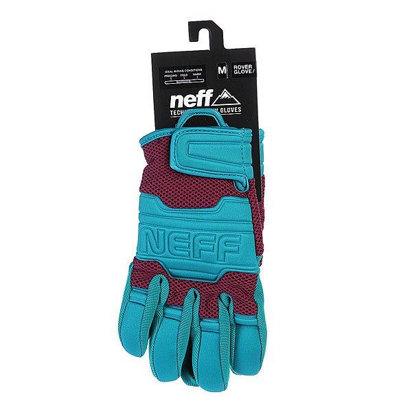 Перчатки сноубордические Neff Rover Maroon