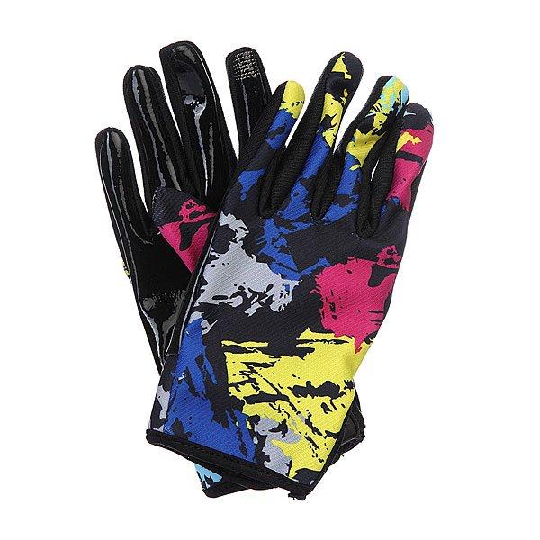 Перчатки сноубордические женские Neff Pipe Brush/Strike