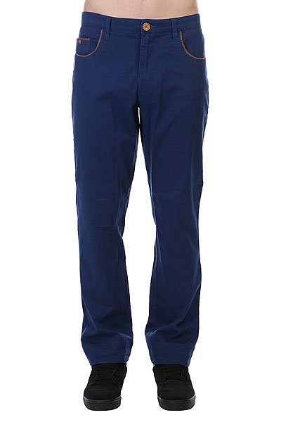Штаны прямые Picture Organic Chino Uggy Navy штаны прямые billabong new order chino khaki
