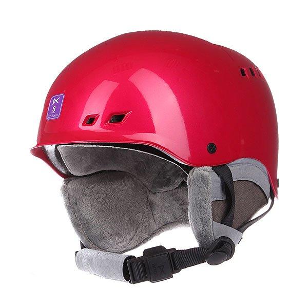 Шлем для сноуборда женский Anon Wren Pink