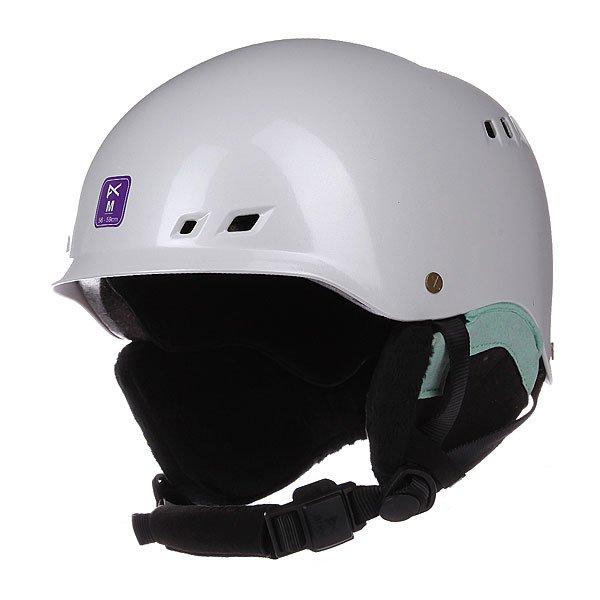 Шлем для сноуборда женский Anon Wren White