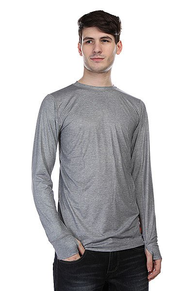 ���������� (����) Burton Mb Ltwt Crew Heather Grey