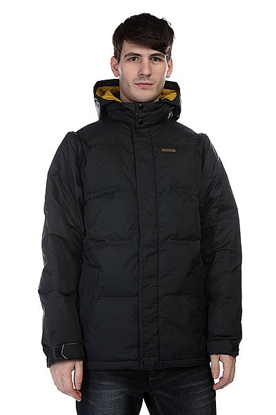 Куртка Volcom Duct Tape Down Jacket Black