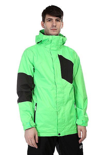 Куртка Volcom Stone Block Jacket Electric Green