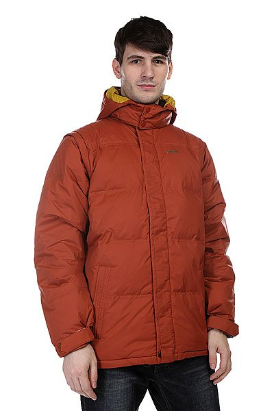 Куртка Volcom Duct Tape Down Jacket Rust