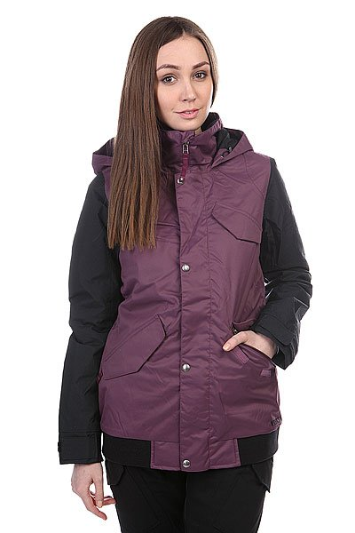 Куртка женская Burton W Twc Sunset Jacket Wigwam/ True Black