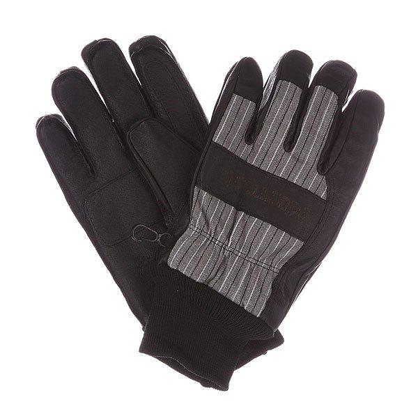 Перчатки сноубордические Marmot Lifty Glove Black/Slate Grey цены