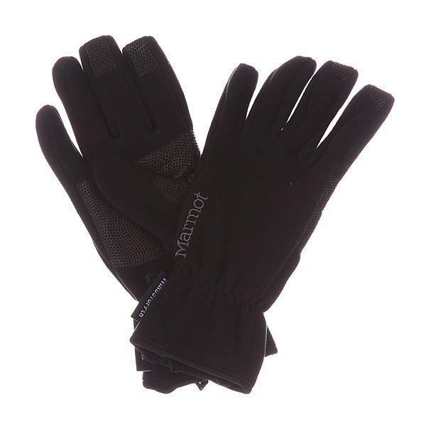 �������� ������� Marmot Wms Windstopper Glove Black