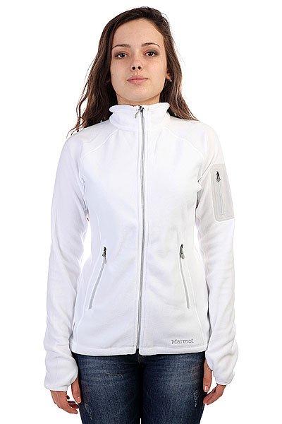 Толстовка сноубордическая женская Marmot Wms Flashpoint Jacket White парктроник flashpoint fp 400f silver