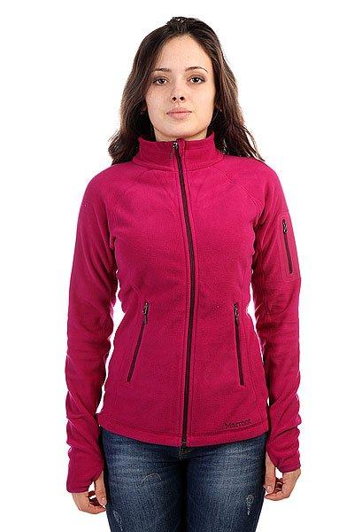 Толстовка сноубордическая женская Marmot Wms Flashpoint Jacket Plum Rose парктроник flashpoint fp 400f silver