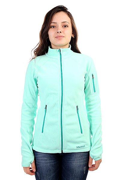 Толстовка сноубордическая женская Marmot Wms Flashpoint Jacket Ice Green цены