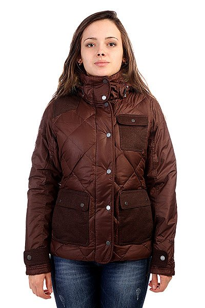 Куртка женская Marmot Wms Fab Down Jacket Red Night