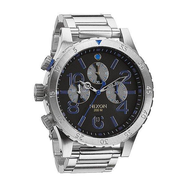 Часы Nixon 48-20 Chrono Midnight Gt