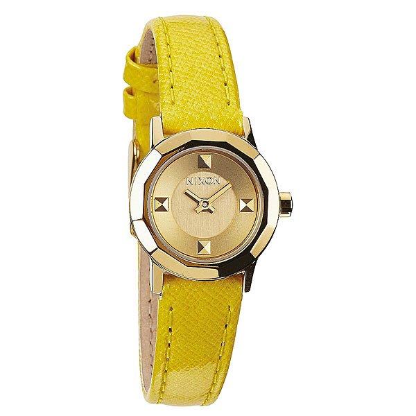 Часы женские Nixon Mini B Gold/Yellow