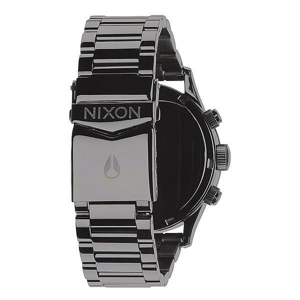 Часы Nixon Sentry Chrono Polished Gunmetal/Lum от Proskater