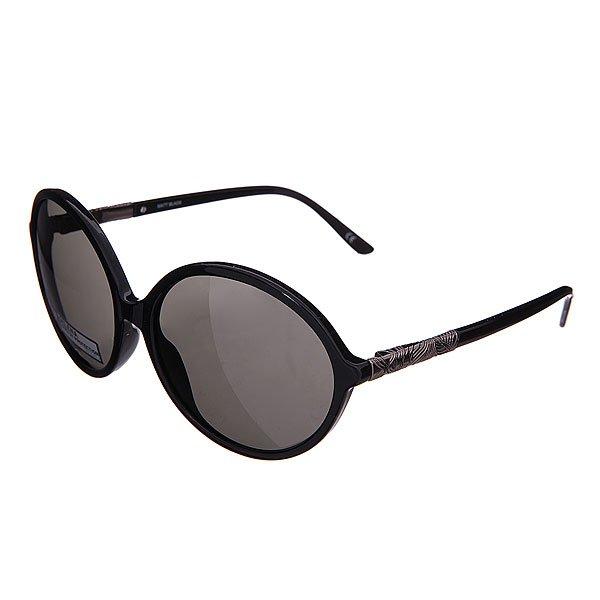 Очки женские Roxy Selena BlackУтонченные женские очки от Roxy.Технические характеристики: Материал оправы - Grilamid.Прочные линзы из поликарбоната с защитой от царапин.100% защита от ультрафиолетовых лучей.Линзы от Carl Zeiss Vision.<br><br>Цвет: черный<br>Тип: Очки<br>Возраст: Взрослый<br>Пол: Женский