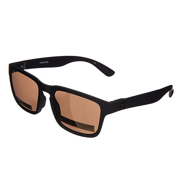 Очки Quiksilver Stanford Black/Gold