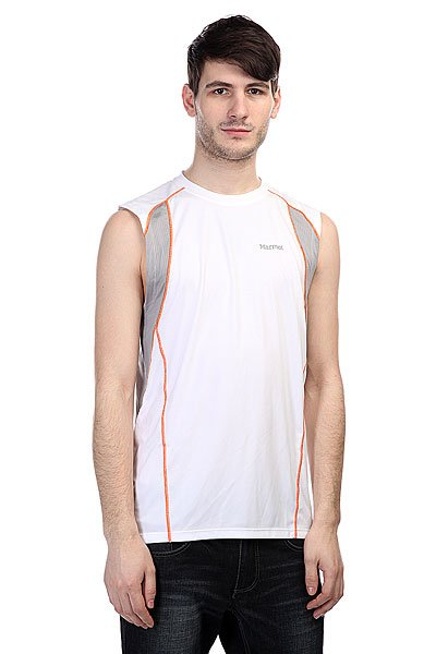 цена на Майка Marmot Interval Sleeveless White