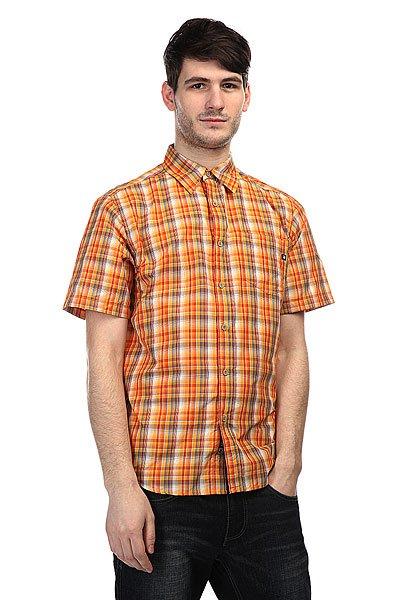 Рубашка в клетку Marmot Waldron Alpenglow