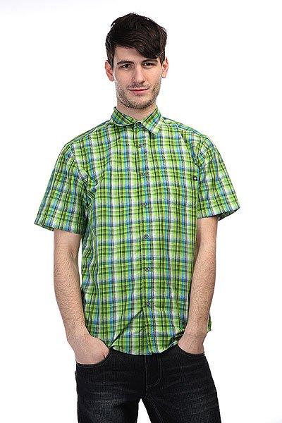 Рубашка в клетку Marmot Waldron Green Envy<br><br>Цвет: зеленый<br>Тип: Рубашка в клетку<br>Возраст: Взрослый<br>Пол: Мужской