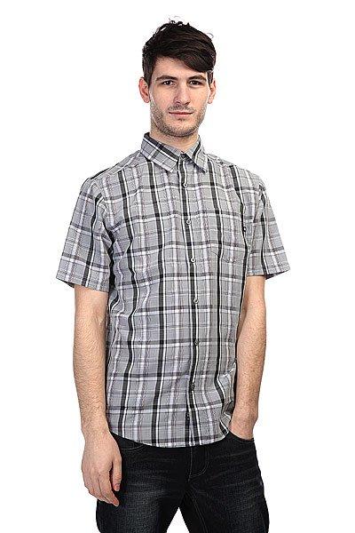 Рубашка в клетку Marmot Newport Cinder<br><br>Цвет: серый<br>Тип: Рубашка в клетку<br>Возраст: Взрослый<br>Пол: Мужской