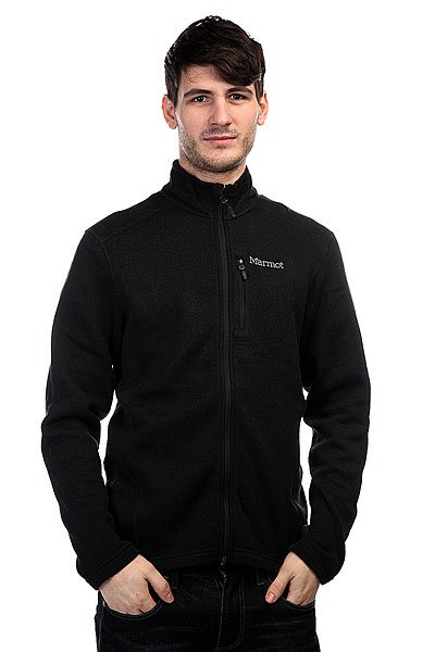 Толстовка Marmot Drop Line Jacket Black цены