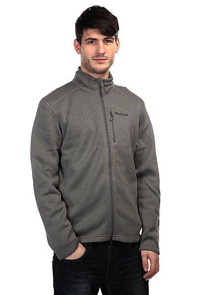 Толстовка Marmot Drop Line Jacket Cinder цены