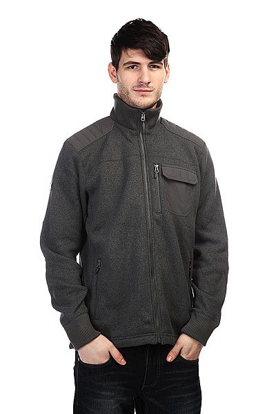 Толстовка Marmot Backroad Jacket Slate Grey