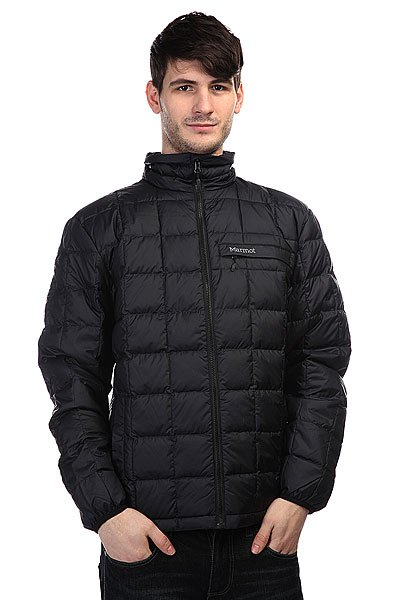 Пуховик Marmot Ajax Jacket Black цены
