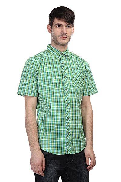 Рубашка в клетку Marmot Lodi Green Envy<br><br>Цвет: зеленый<br>Тип: Рубашка в клетку<br>Возраст: Взрослый<br>Пол: Мужской