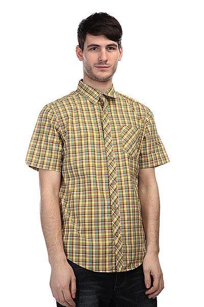 Рубашка в клетку Marmot Lodi Radiant Yellow<br><br>Цвет: желтый<br>Тип: Рубашка в клетку<br>Возраст: Взрослый<br>Пол: Мужской