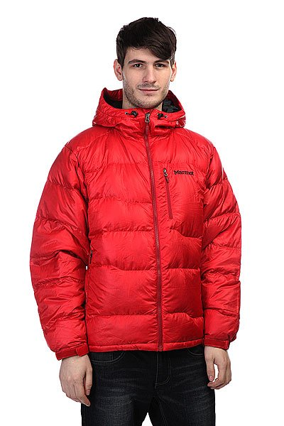 Пуховик Marmot Ama Dablam Jacket True Team Red цены