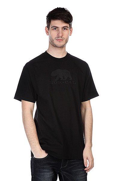 Футболка Nor Cal Black Bear Black<br><br>Цвет: черный<br>Тип: Футболка<br>Возраст: Взрослый<br>Пол: Мужской
