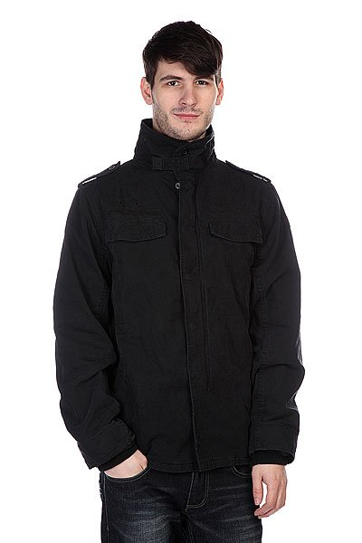 ������ Independent Haslam Cong Military Vintage Black