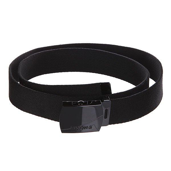 Ремень Nixon Basis Belt Black