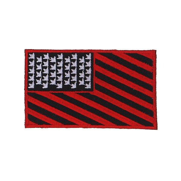 Нашивка Dekline Flag Black/RedОтличная нашивка, которая поможет добавить уникальности вашему луку.<br><br>Цвет: черный,красный<br>Тип: Нашивка<br>Возраст: Взрослый<br>Пол: Мужской