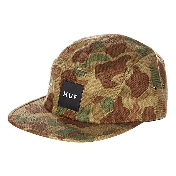 бе-йсболка-пятипане-лька-huf-japanese-camo-volley-duck-camo