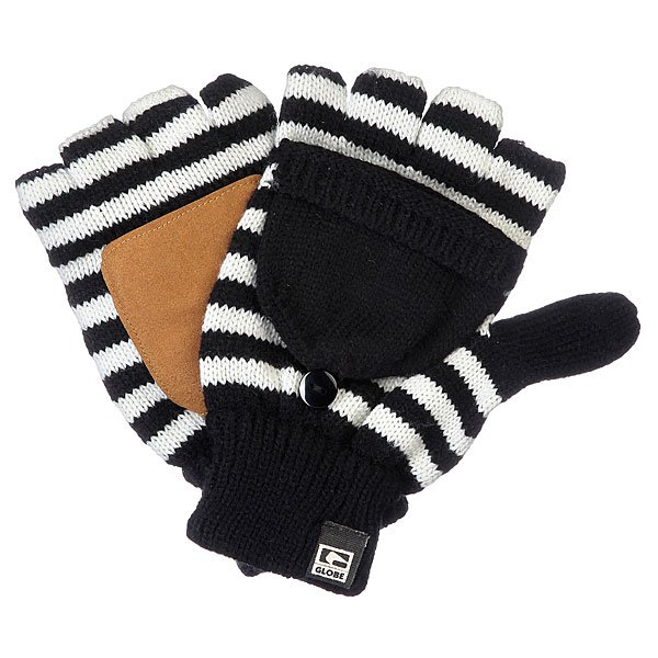 �������� Globe Idaho Gloves Black/White
