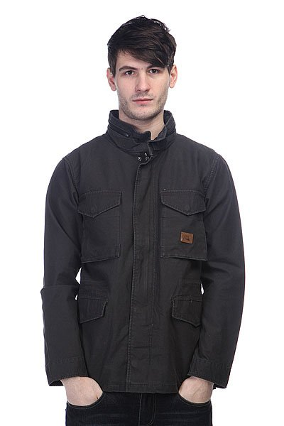 Купить Куртки   Куртка Quiksilver Roch Ford Jckt Tarmac