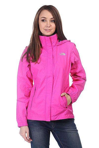 Ветровка женская The North Face Resolve Jacket Azalea Pink