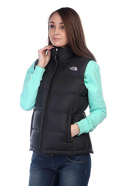 Жилет женский The North Face Nuptse Vest Tnf Black