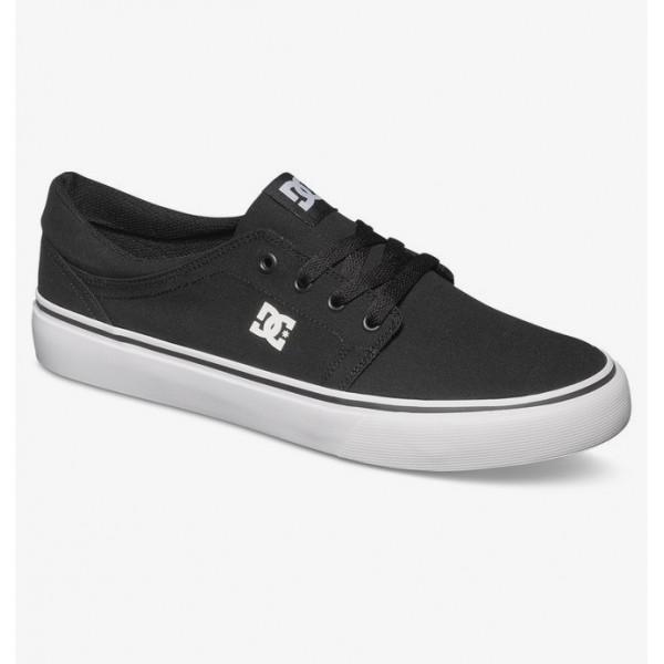 Кеды кроссовки DC Trase Tx Black/White dc shoes кеды dc heathrow se 11