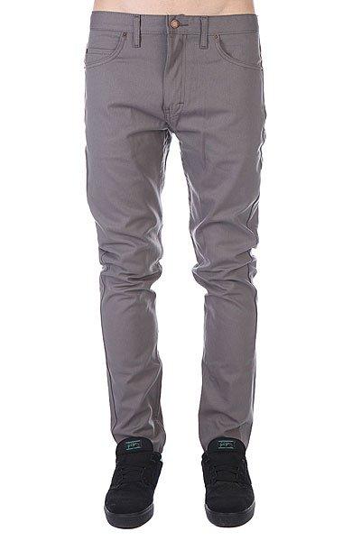 Штаны прямые Dickies Slim Skinny Pant Gravel Gray<br><br>Цвет: серый<br>Тип: Штаны прямые<br>Возраст: Взрослый<br>Пол: Мужской