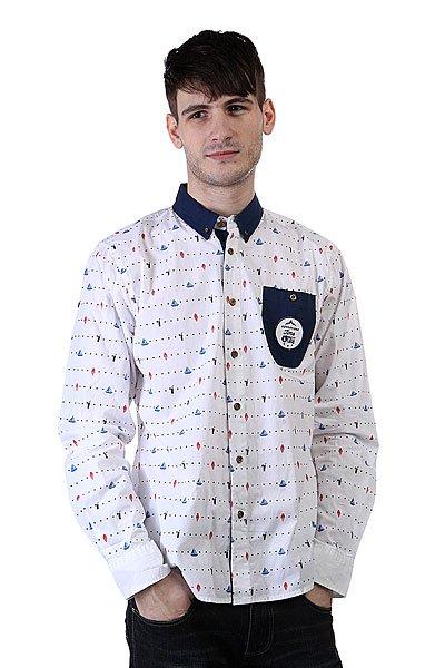 Рубашка Picture Organic Sailor White