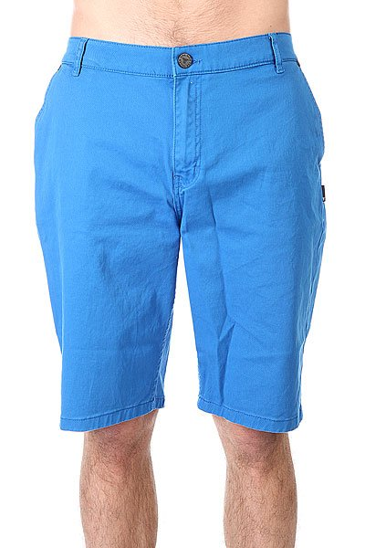 Шорты джинсовые Fallen Byron Chino Short Sky Blue шорты джинсовые fallen winslow short indigo black