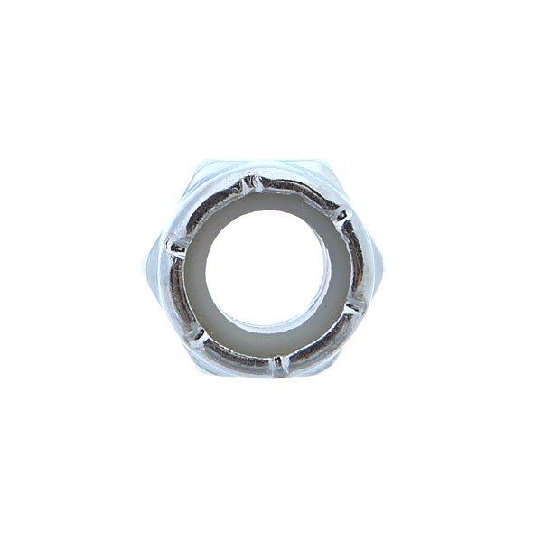 Гайка на ось Thunder Chrome Axle Nut GreyЦена указана за 1 гайку<br><br>Цвет: серый<br>Тип: Гайка на ось