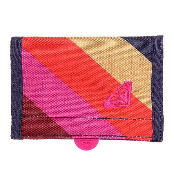Кошелек женский Roxy Small Beach Wallet Small Laguna Chevron