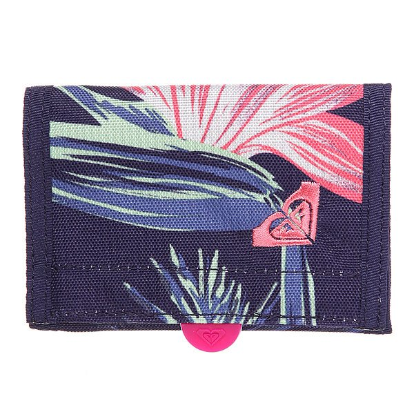 Кошелек женский Roxy Small Beach Wallet Heritage Hawaii