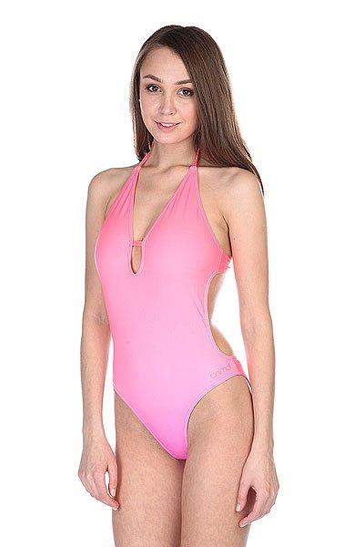 Купальник женский Animal Ilana Swimsuit Pink<br><br>Цвет: розовый<br>Тип: Купальник<br>Возраст: Взрослый<br>Пол: Женский