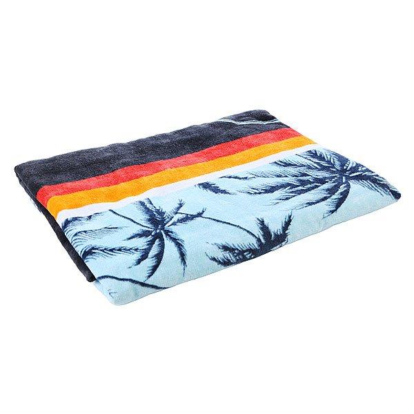 Полотенце Billabong Revival X Large Towel Asphalt